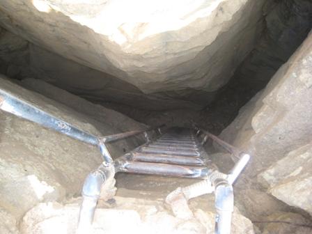 Escada do Sancho