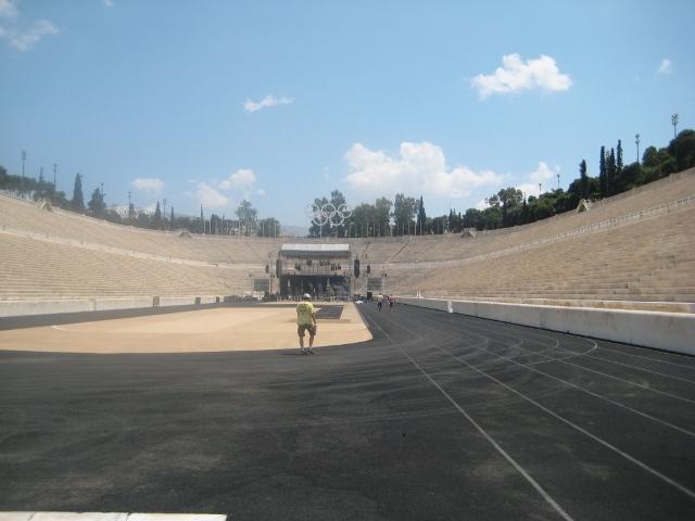 Estádio Paratenaico