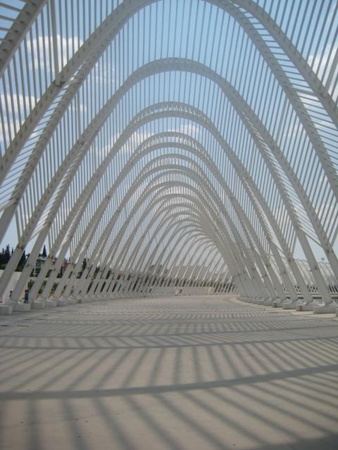 Arcos do Complexo Olímpico