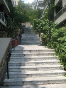 Escadas da rua Ploutarchou