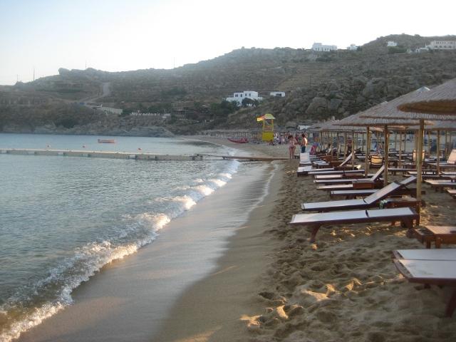 Praia de Super Paradise