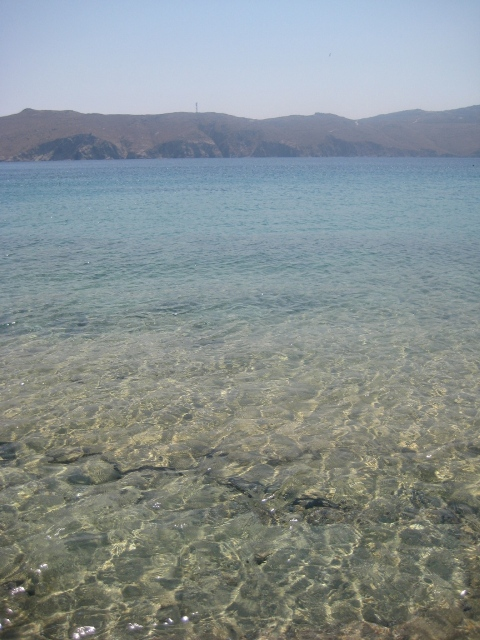 Praia de Angios Sostis