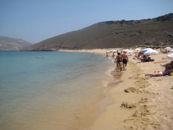 Praia de Panormos
