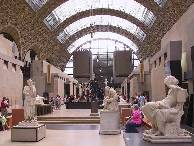 Museu D'orsay (foto: dhost.info)