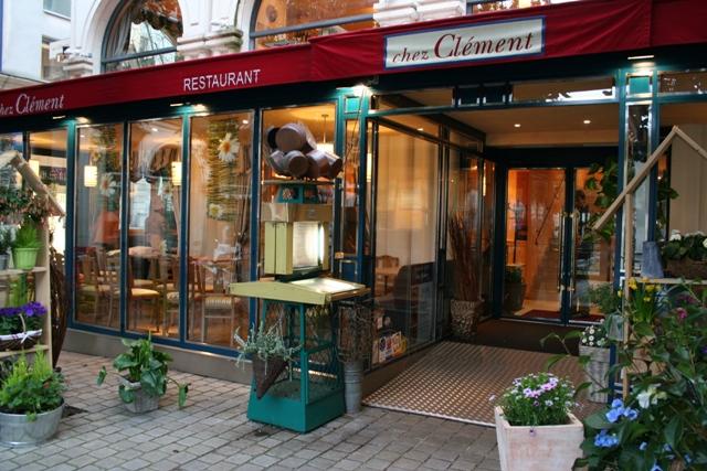 Restaurante Chez Clement (foto: www.institut-nignon.com)