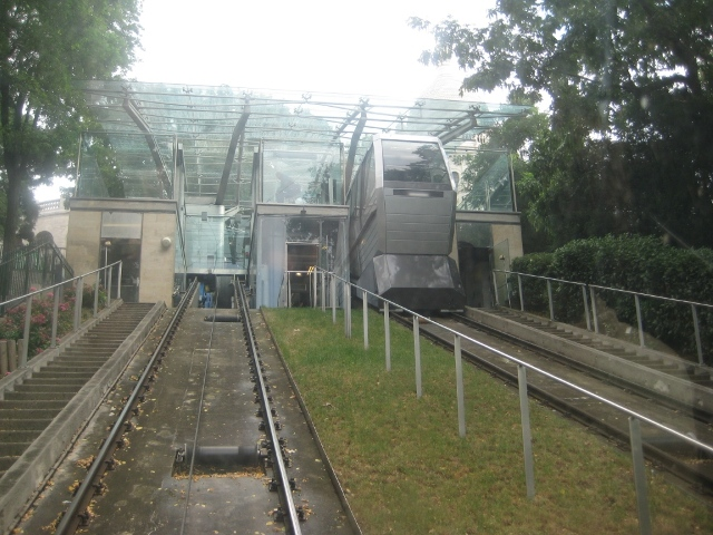 Funicular Sacre Couer