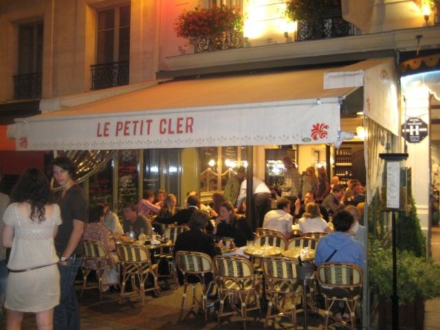 Restaurante Le Petit Cler