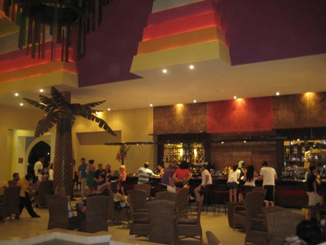 Bar da recepção