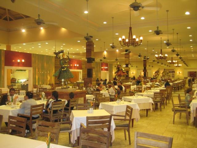 Restaurante buffet Meu Rei