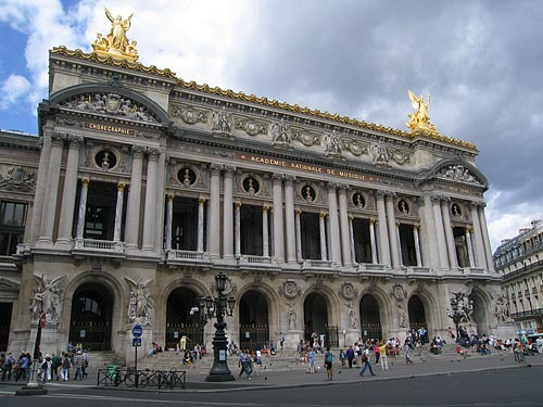 Opera Paris (foto: goeurope.about.com)