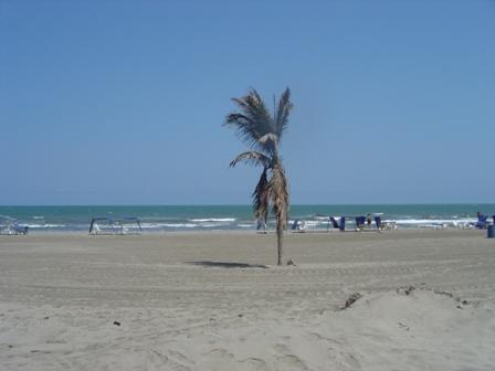 Praia de Cartagena