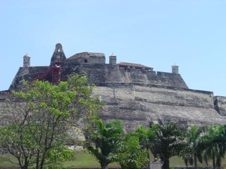 Forte San Felipede de Barajas