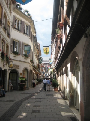 Rue des Ofèvres