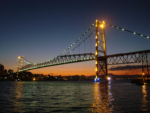 Ponte Hercílio Luz (foto: Flickr)