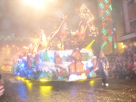 Gramado Natal Luz Grande Desfile