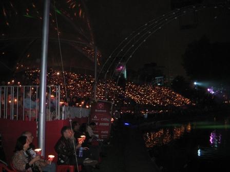 Gramado Natal Luz Nativitaten