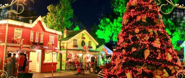 Gramado Natal Luz