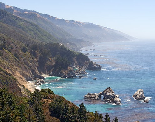 Pacific Coast Highway US1