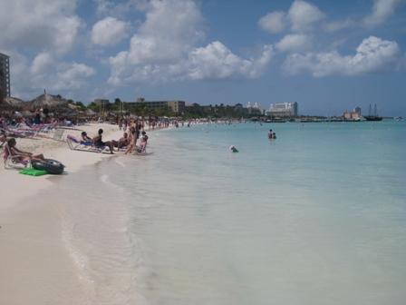 Aruba Hotel Marriott palm beach