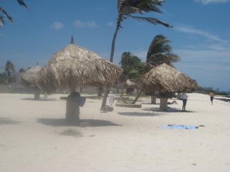 Aruba praias norte ilha