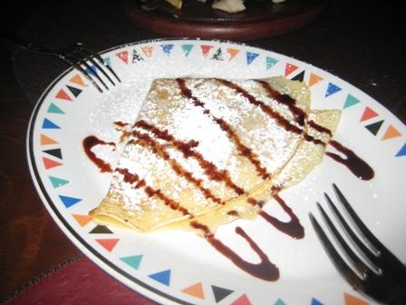 Aruba restaurante comida