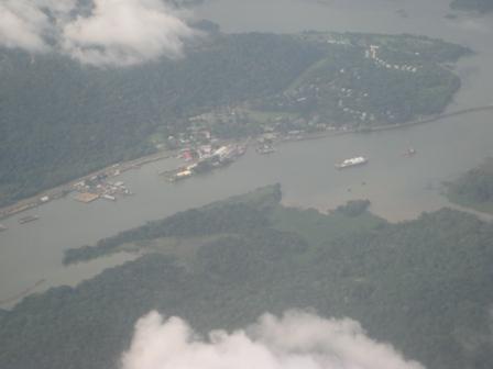 Voo Cancún Panamá
