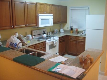 Orlando hotel com cozinha