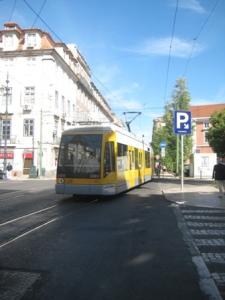 Lisboa Hotel Transporte