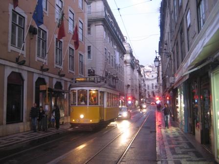 Lisboa pontos turísticos centro