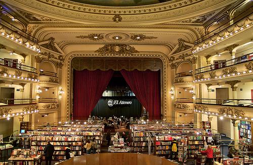 Buenos Aires Livraria El Ateneo