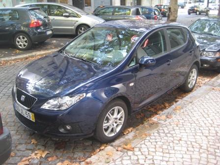 Lisboa alugar carro