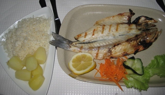 Sintra Restaurante comida