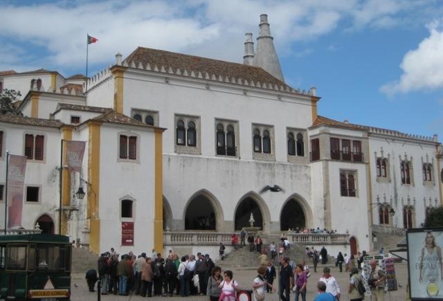 Sintra Palacio Nacional
