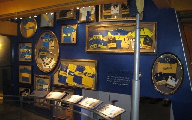 Buenos Aires Museu do Boca Juniors Bombonera