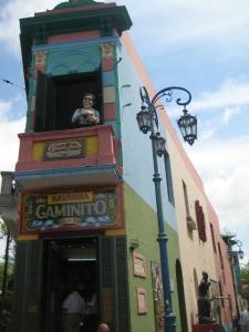 Buenos Aires caminito