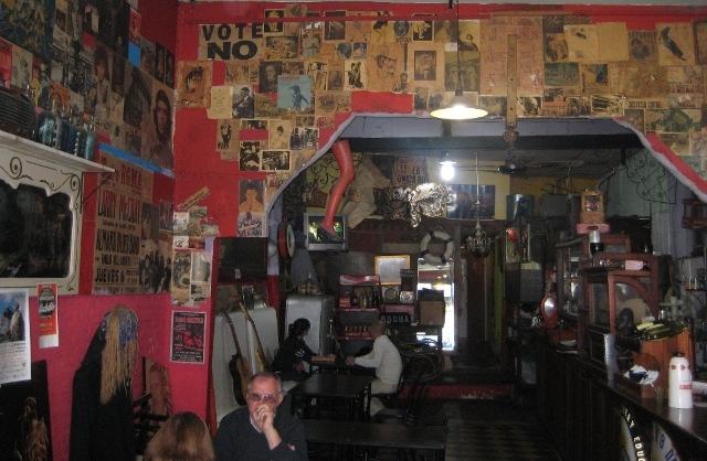 Buenos Aires caminito bar