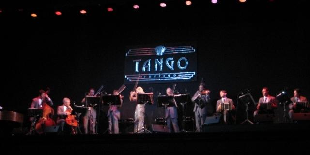 Buenos Aires show de tango