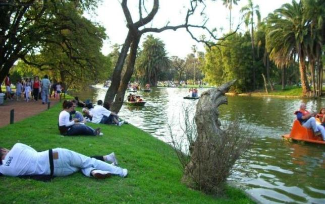 Buenos Aires Bosques de Palermo