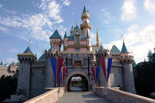 Disneyland castelo