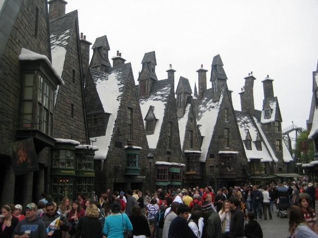 Island of Adventure Harry Potter