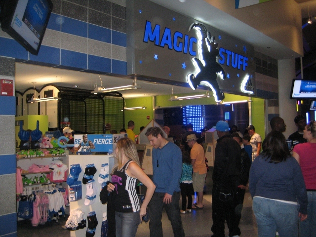 Orlando Magic Amway Center