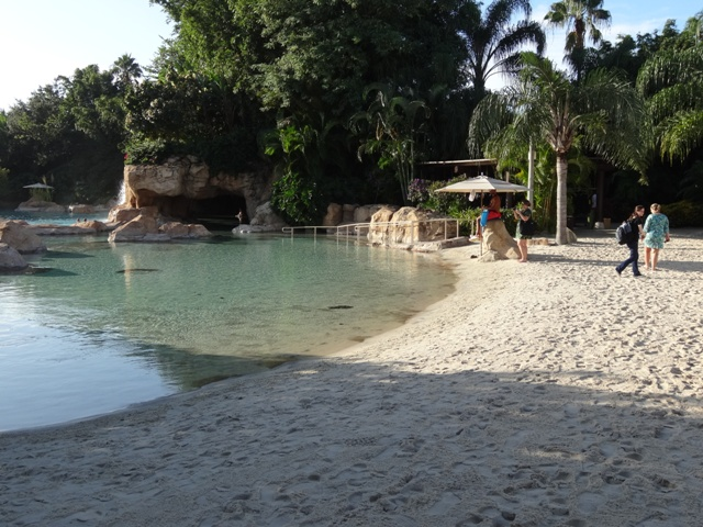 Discovery Cove Serenity Bay