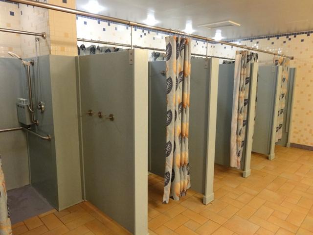 Discovery Cove banheiro
