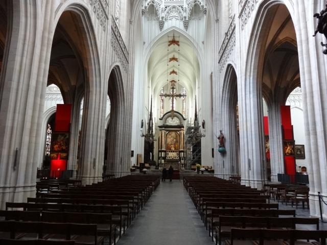 Antuérpia - Catedral 2