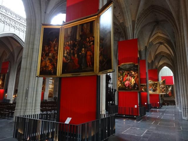 Antuérpia - Catedral 3