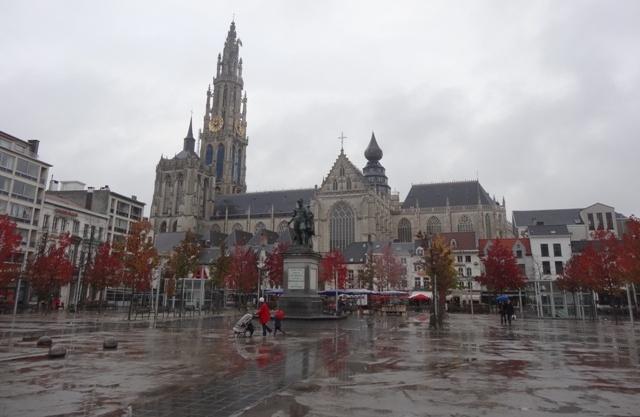 Antuérpia - Groenplaats 1