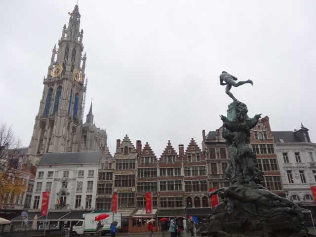 Antuérpia - Grote Markt 2