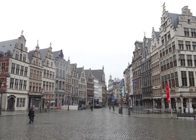 Antuérpia - Grote Markt 3