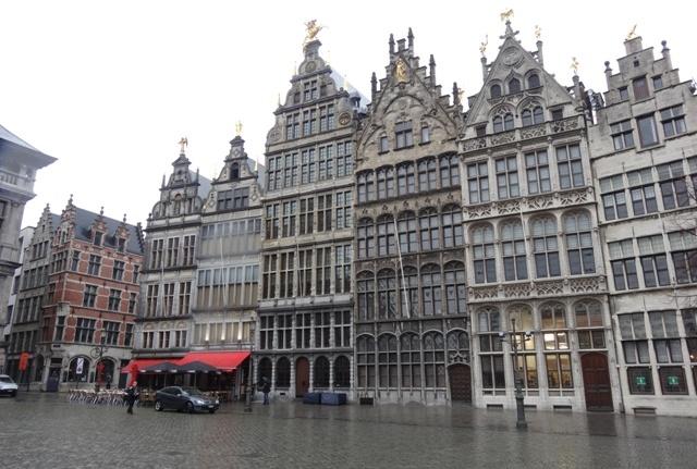 Antuérpia - Grote Markt 4