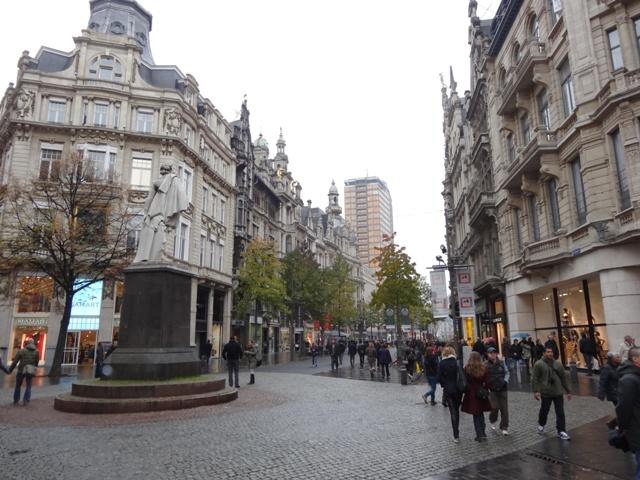 Antuérpia - Rue Meir 2